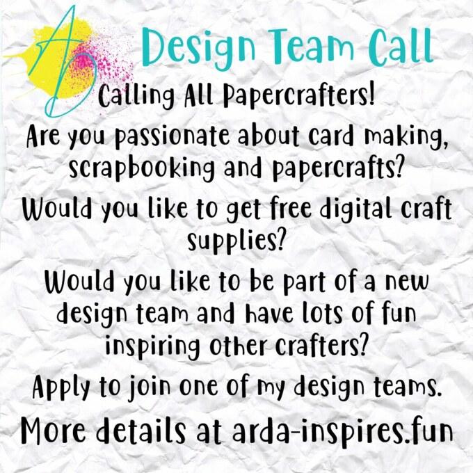 design team call brief